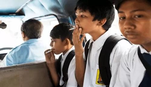smoking-Indonesia