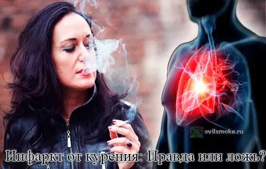 Фото-Курящяя женщина и больное сердце