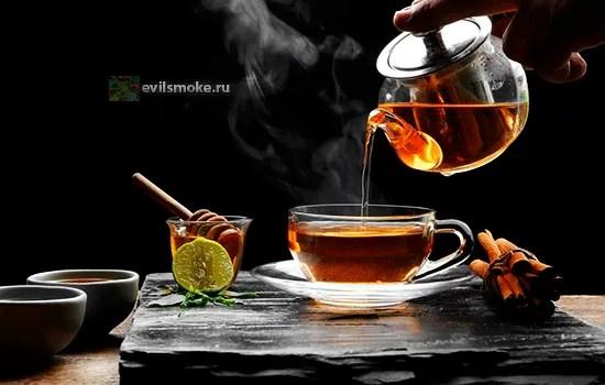 Фото - Заварник с чаем