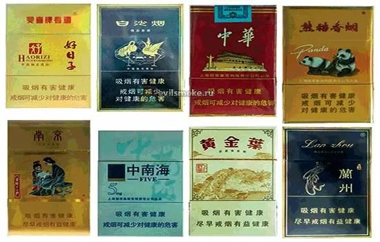 Фото - Китайские сигареты
