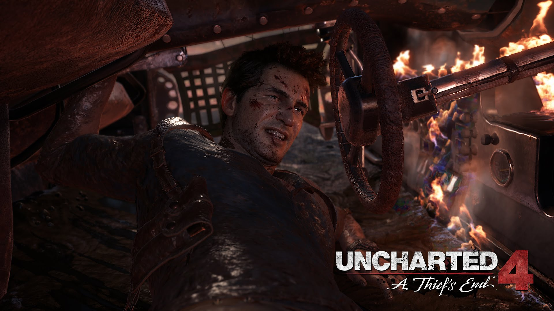 Uncharted 4 A Thief S End Extended E3 Gameplay Demo Esg