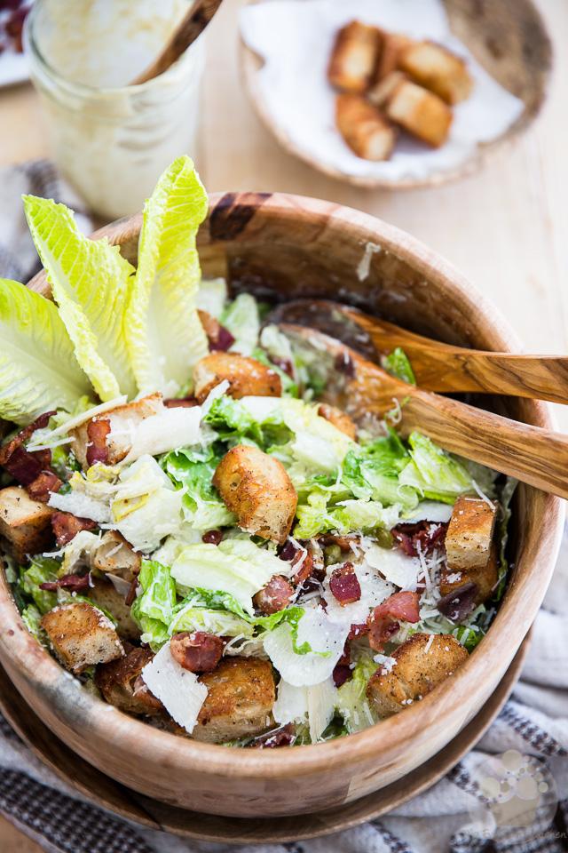 Caesar Salad | eviltwin.kitchen