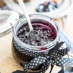 Got an overage of blueberries this season? Make a batch of this Quick Blueberry Jam; it's probably the easiest and most delicious thing you could use them for!