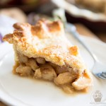 Brown Sugar Maple Apple Pie by My Evil Twin's Kitchen | Step-by-step instructions on eviltwin.kitchen