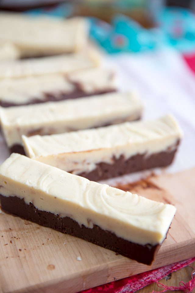 No one needs to know just how easy this spectacular Nutella Amaretto Fudge Recipe is to make... perfect for your next party, or to give as hostess gift!