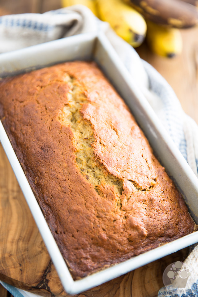The Perfect Banana Bread by My Evil Twin's Kitchen | Recipe on eviltwin.kitchen
