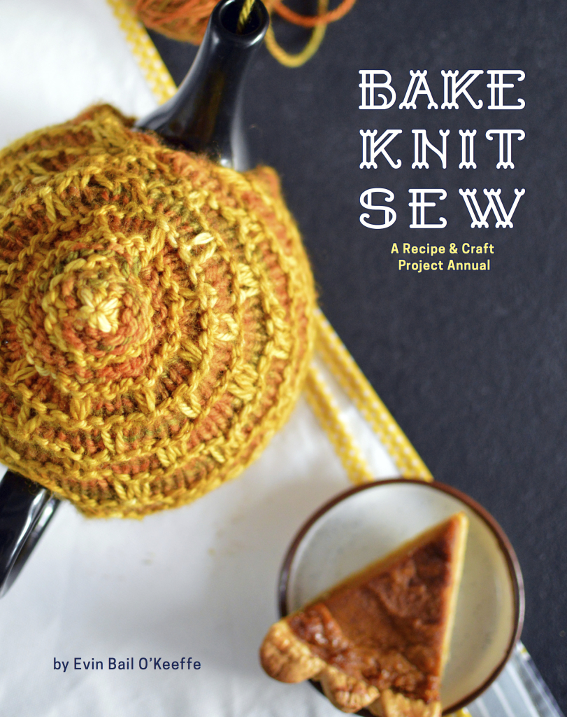 Bake Knit Sew cover