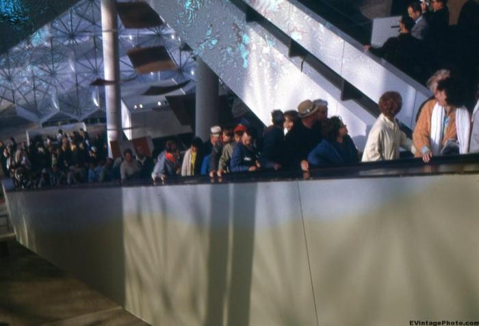 150 foot long escalator