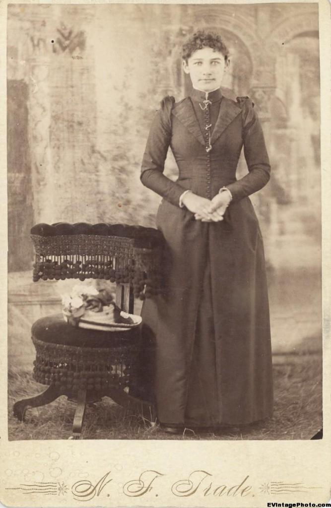Helen Hertz Vintage Photograph