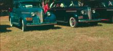 1939 Chevrolet Coupes