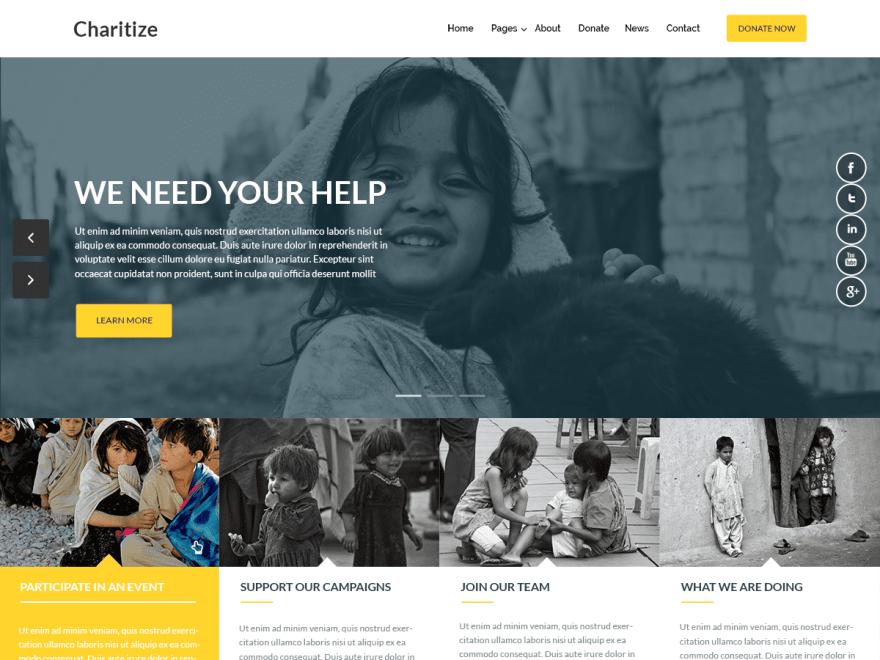 charitiz-home