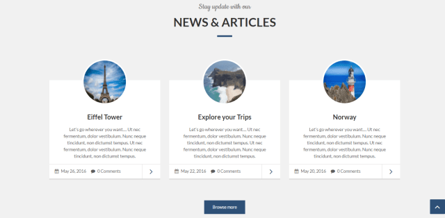news and articles expedition
