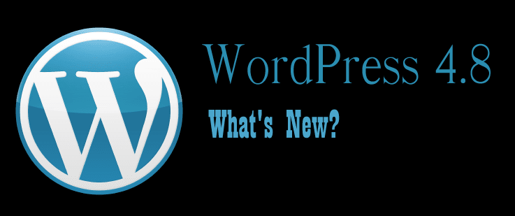 WordPress 4.8 Evans