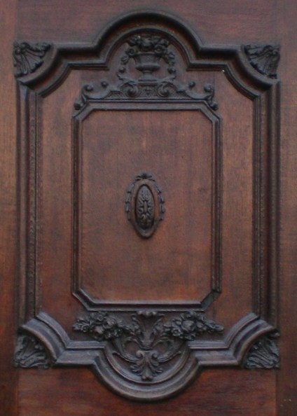 Leiden deur