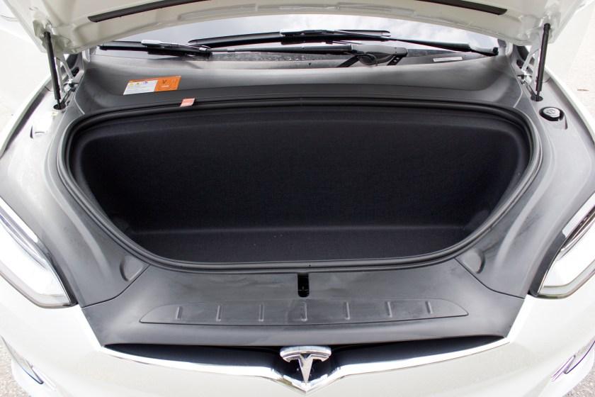 5. limousine trunk