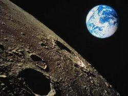 Луна удаляется от Земли