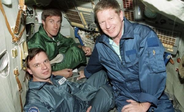 Космические профессионалы поддержали идею выдвинуть МКС на«нобелевку»