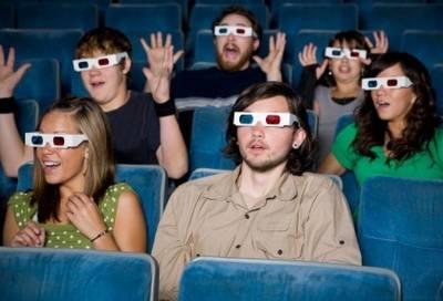 Просмотр фильмов в3D улучшает работу мозга — Ученые