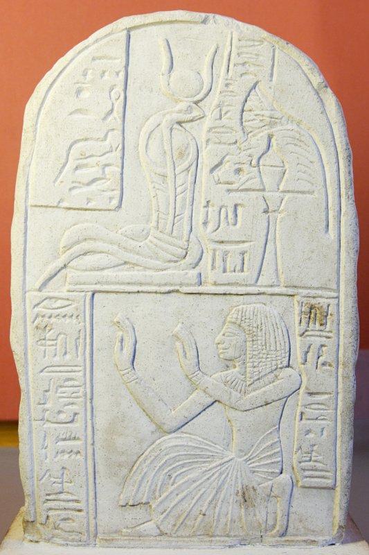 Мерецегер: фиванская богиня кобры, правившая в Долине царей