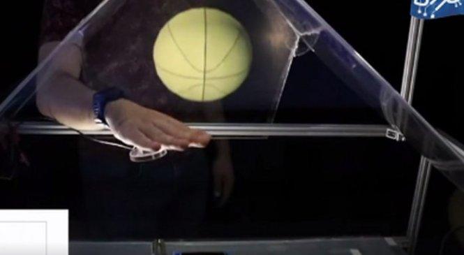 Тактильные голограммы — прикосновение технологий будущего