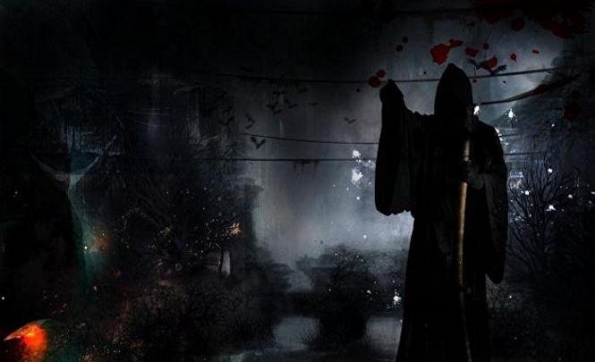 Где обитают привидения Николаева