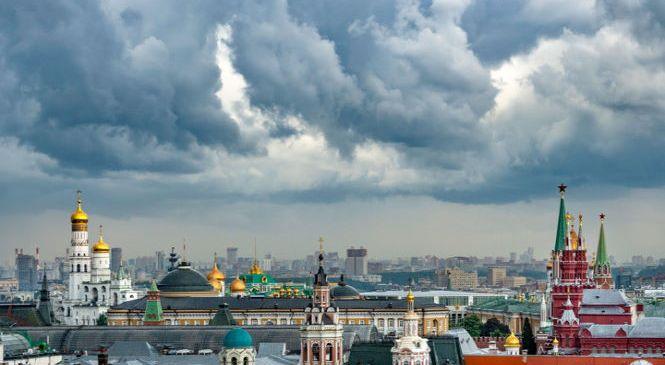 В Москве ожидается сильнейший за 73 года дождь