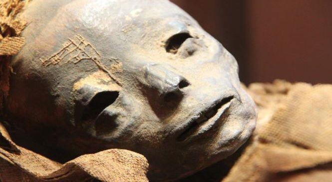 Вам и не снилось: тайны египетских мумий
