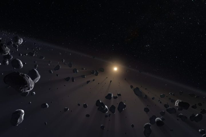 Астрономы обнаружили сотни ранее неизвестных объектов в Солнечной системе