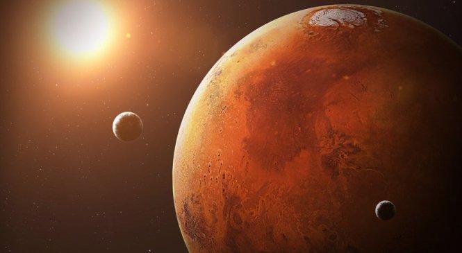 Ученые нашли на Марсе естественные укрытия, защищающие от радиации