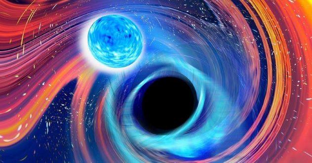 Десять новых захватывающих открытий о черных дырах