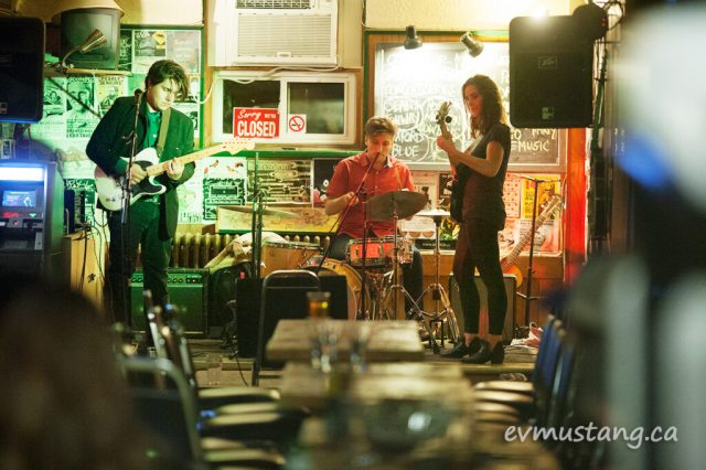 image of sean conway and the postmodern cowboys at the pig's ear tavern