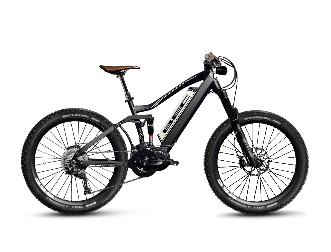 The Bavarian Electric Cycles Goes Fully Dirty