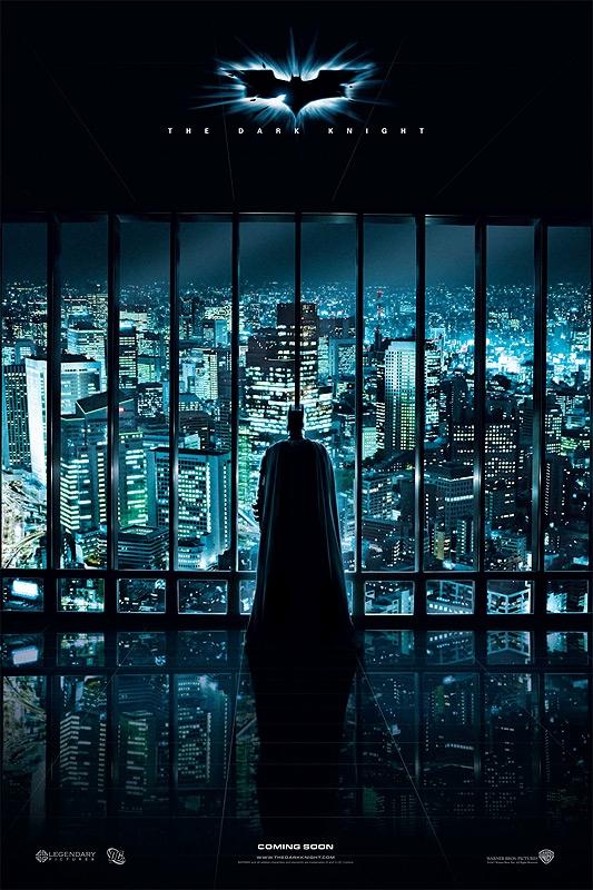 The Dark Knight - Batman Poster
