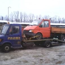 Перевозка грузовых автомобилей