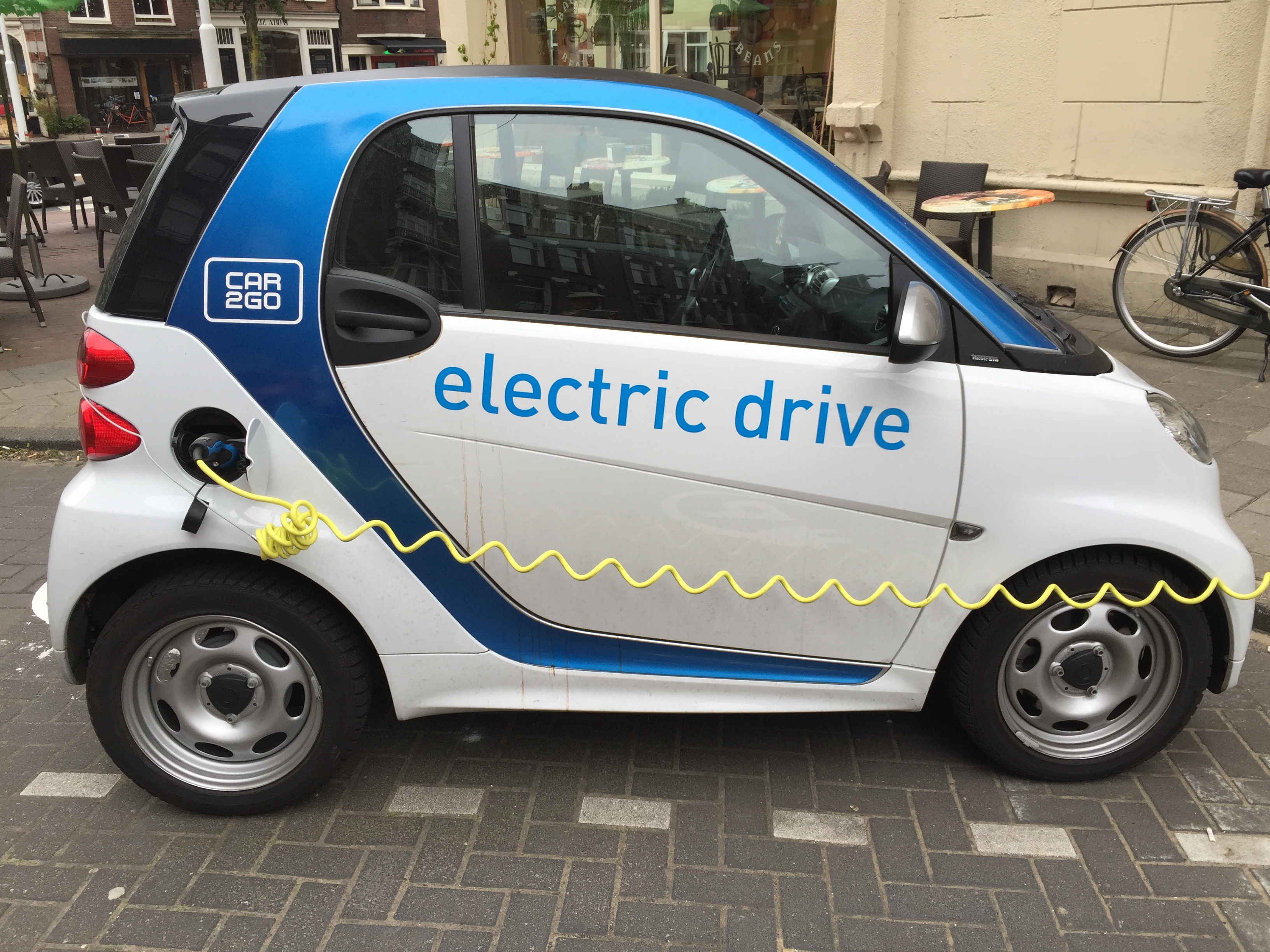Electric smart car