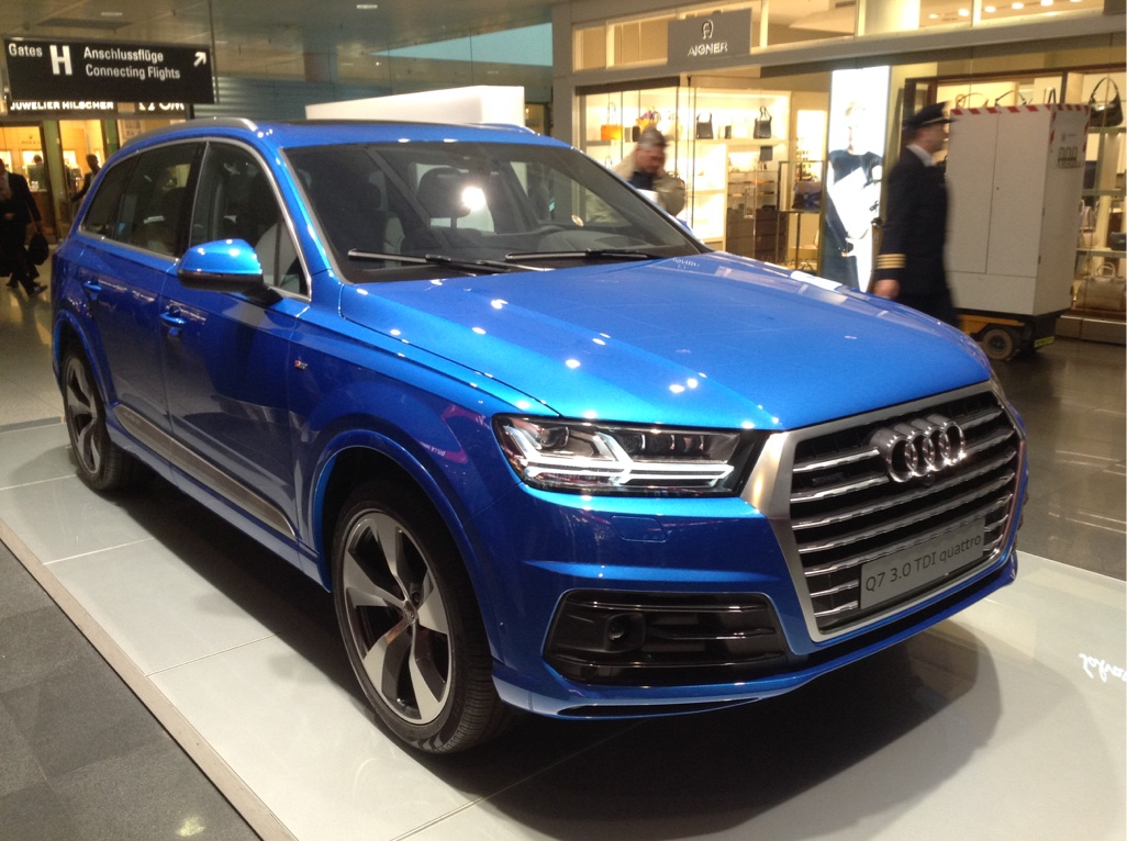 Audi 100% Electric SUV Will Have 311 Miles Of Range