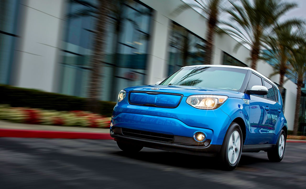 Kia Soul Ev Now Available In 4 More States New York