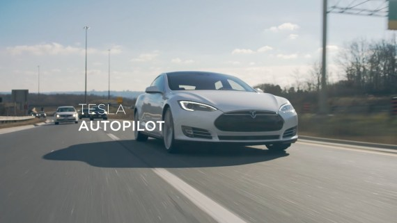 Tesla's Summon Feature Now On Android App