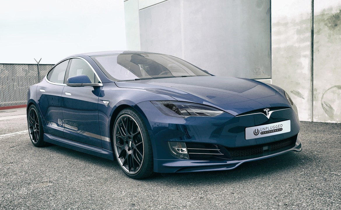 Tesla Model S Refresh Unplugged Performance 4