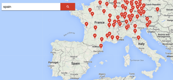 Spain superchargers