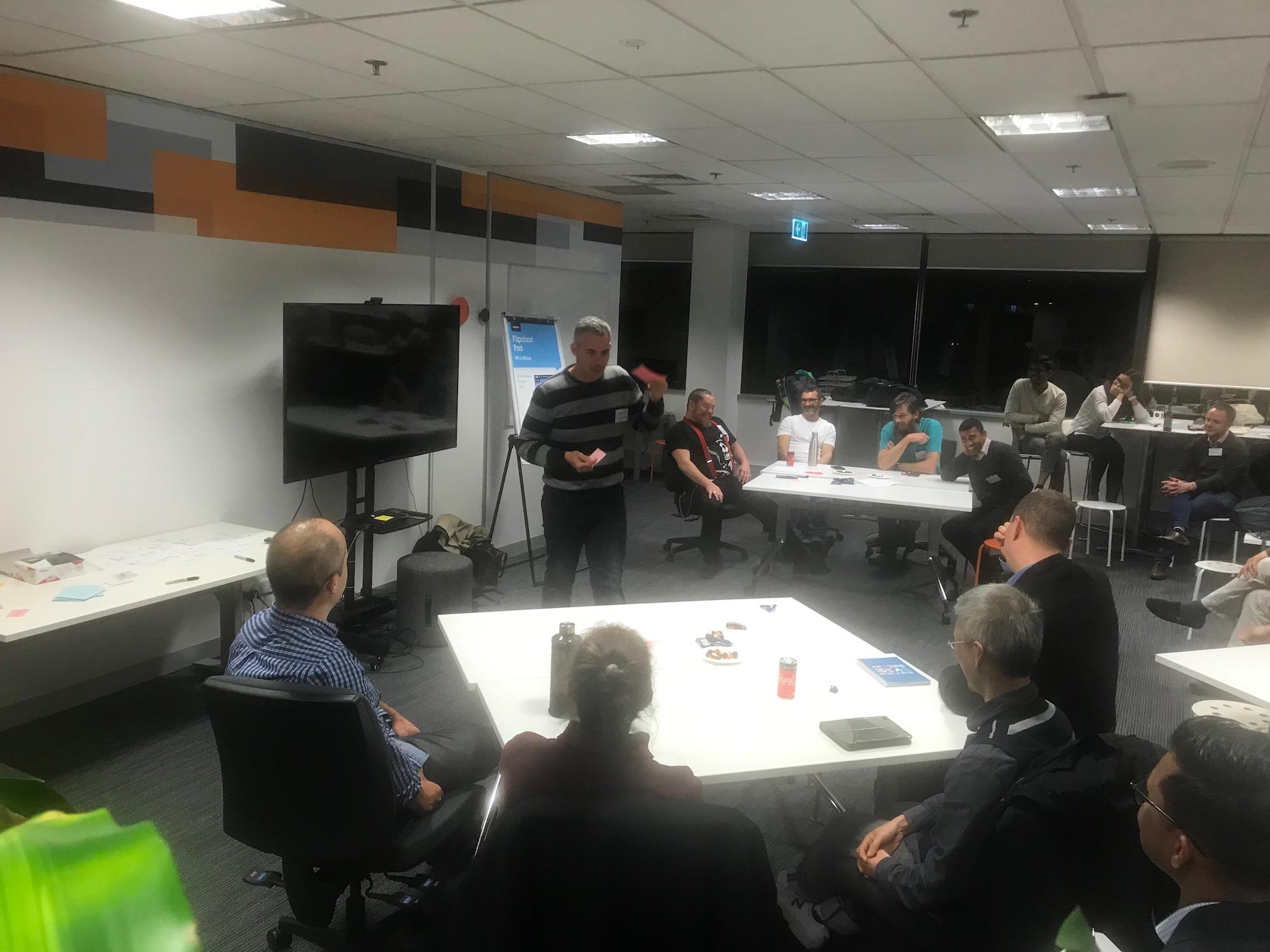 Kanban & Cynefin Combined Meetup