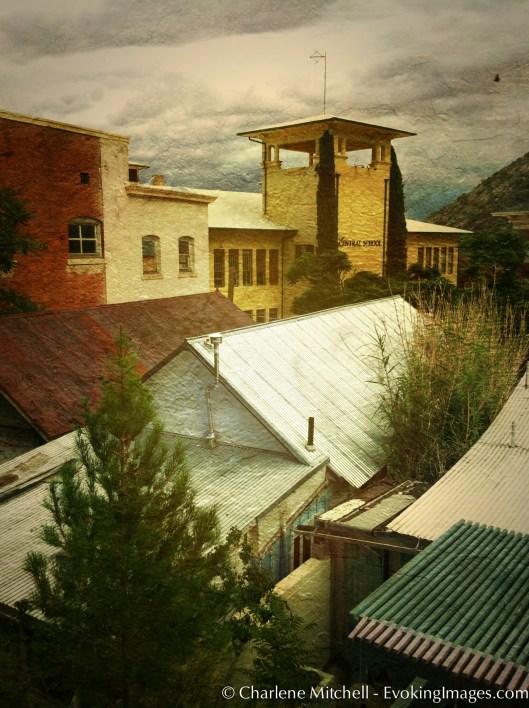 Old Bisbee Rooftops