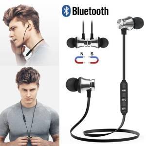Wireless Bluetooth Earphone Stereo Earphones & Headphones cb5feb1b7314637725a2e7: Black Earphone|Blue Earphone|Earphone Case|Gold Earphone|Silver Earphone