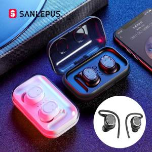 Wireless Bluetooth Earphones Sports Stereo – Handsfree Auriculares For Phones Earphones & Headphones cb5feb1b7314637725a2e7: TWS-8 Black|TWS-8 plus Black|TWS-8 plus White|TWS-8 White