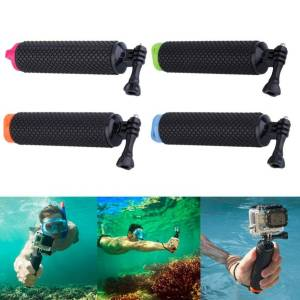 Waterproof Hand Grip Underwater Selfie Stick for Gopro Hero Session – Float Handle Diving Mobile Phone Accessories Selfie Sticks & Tripods cb5feb1b7314637725a2e7: Blue Green Orange Red YELLOW
