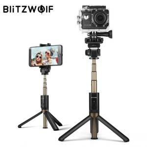 Camera Tripod bluetooth Selfie Stick with Wireless Monopod For iPhones & Android Selfie Sticks & Tripods cb5feb1b7314637725a2e7: Black|Pink|WHITE