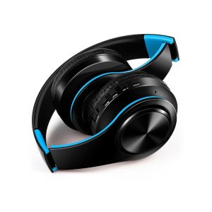 Bluetooth Headphones Ear Stereo Wireless Soft Leather Earmuffs Built-in Mic Earphones & Headphones cb5feb1b7314637725a2e7: black blue|black gold|black green|Black Orange|Black Red|black Rose gold|white blue|white gold|white green|white orange|white red|White Rose Gold