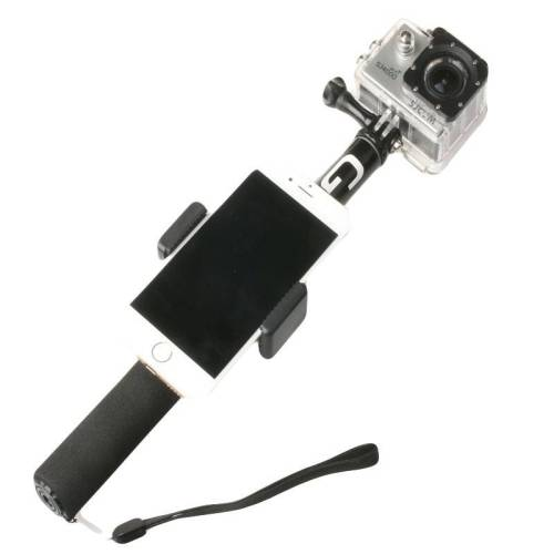 Handheld Monopod Self Selfie Stick for Mobile Phones – Adapter Selfie Sticks & Tripods cb5feb1b7314637725a2e7: Monopod And Holder|Only Monopod|Only Phone Holder