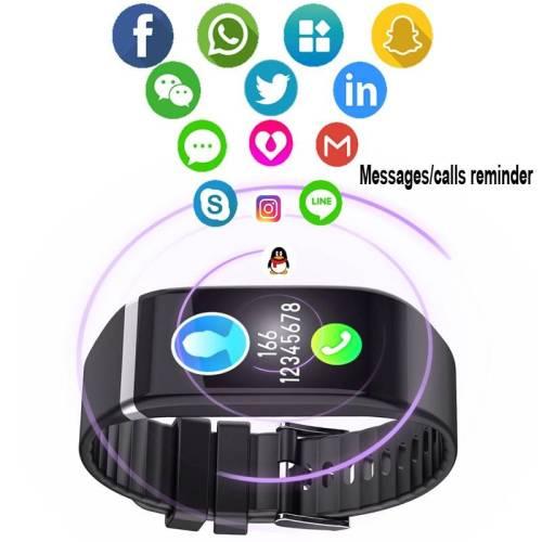 Heart Rate Screen Fitness Tracker Bracelet Watch – Waterproof Music Control Wrist Watches cb5feb1b7314637725a2e7: C919 add blue|C919 add purple|C919 add red|C919 Black|C919 Blue|C919 purple|C919 Red|D13pro add 4 straps|D13pro add blue|D13pro add green|D13pro add pink|D13pro add red|D13pro black|D13pro blue|D13pro green|D13pro pink|D13pro red