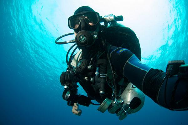tech diving malapascua